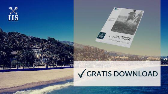 nieuwbouw kopen financiele checklist gratis download investinspain