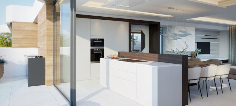 Penthouse-Kitchen-Village-Verde-IIS