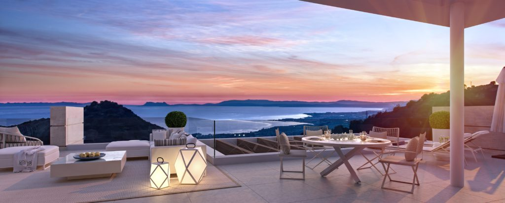 Vakantiewoningen Spanje - Palo Alto