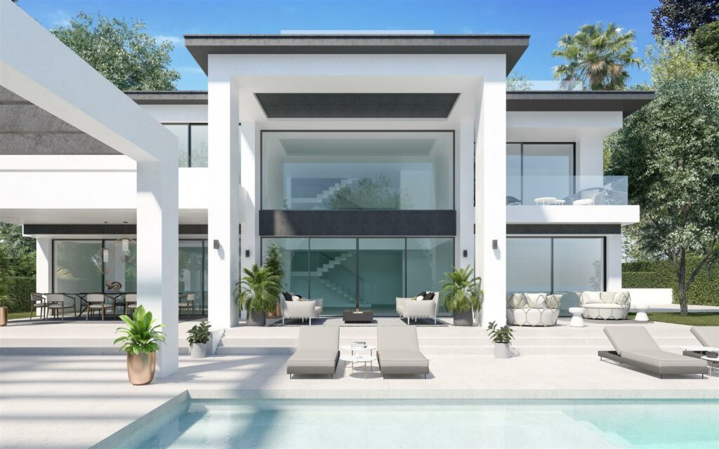 7 Marein banus villas