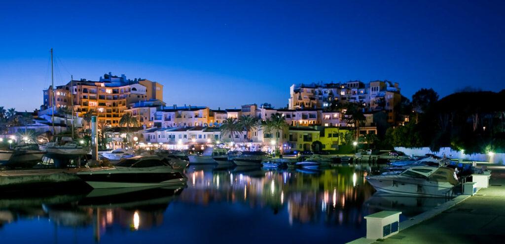 Cabopino port Marbella