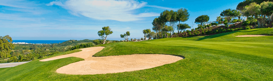 Estepona golf course - best golf course Costa del sol
