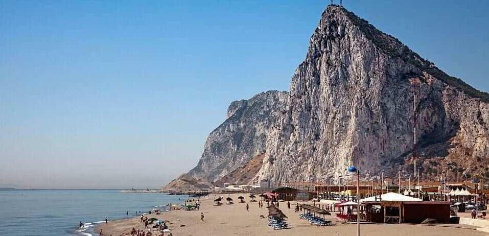 Gibraltar plage 1 1