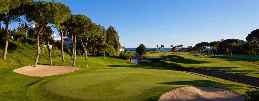 Río Real Golf Club - best golf course Costa del sol