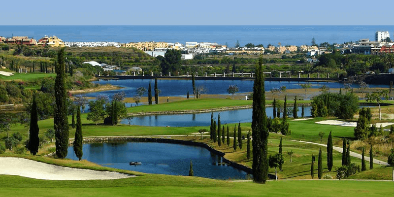 Santa Clara Golf - best golf course Costa del sol