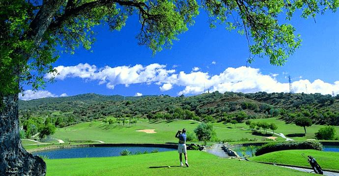 Santa María Golf - best golf course Costa del sol
