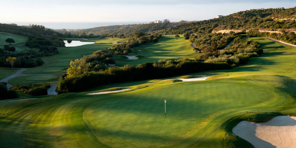 Golf finca cortesin