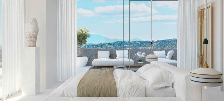 Master Bedroom 1.Vista Lago