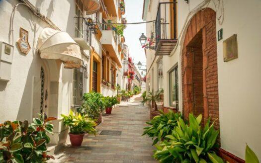 marbella oude stad centrum