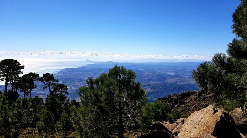Sierra Bermeja wandelen in Malaga 1 1