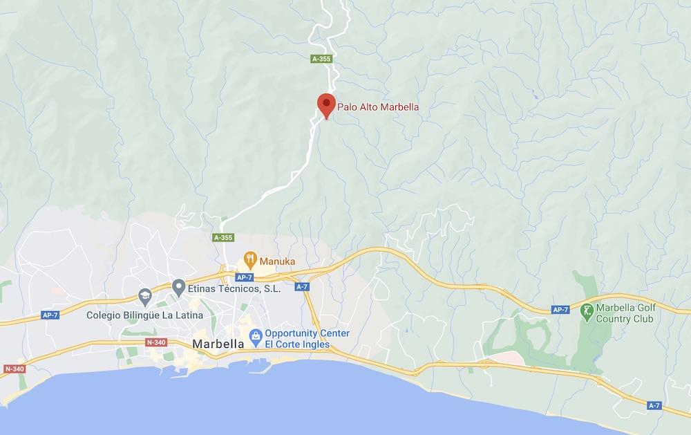 palo alto investinspain locatie nieuwbouw villas