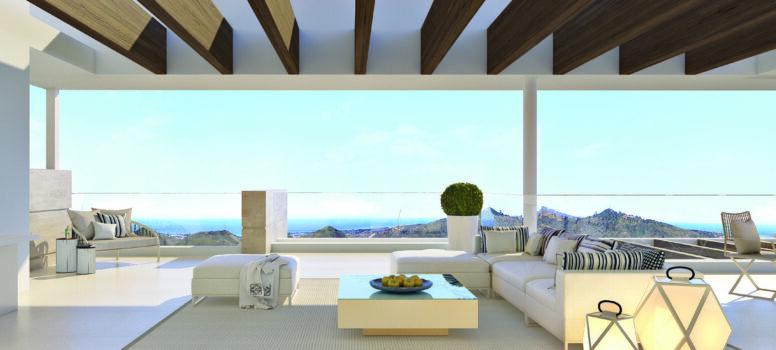 Louer villa à Marbella