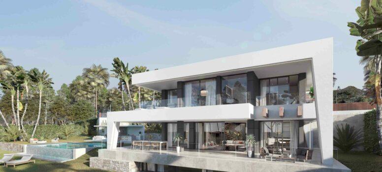 Belgian real estate agency spain