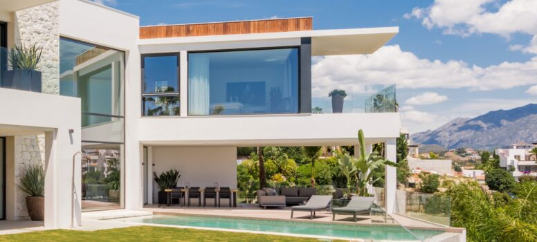 Home for sale in spain