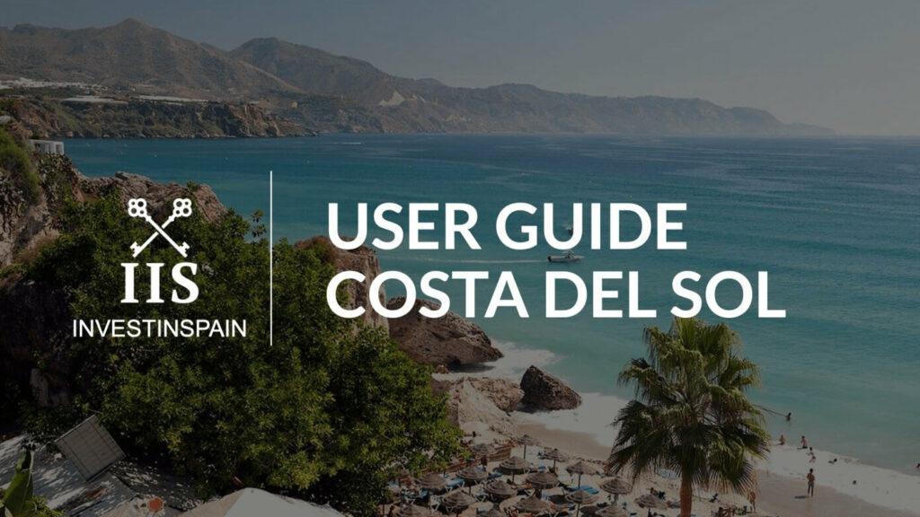 User Guide Costa del Sol