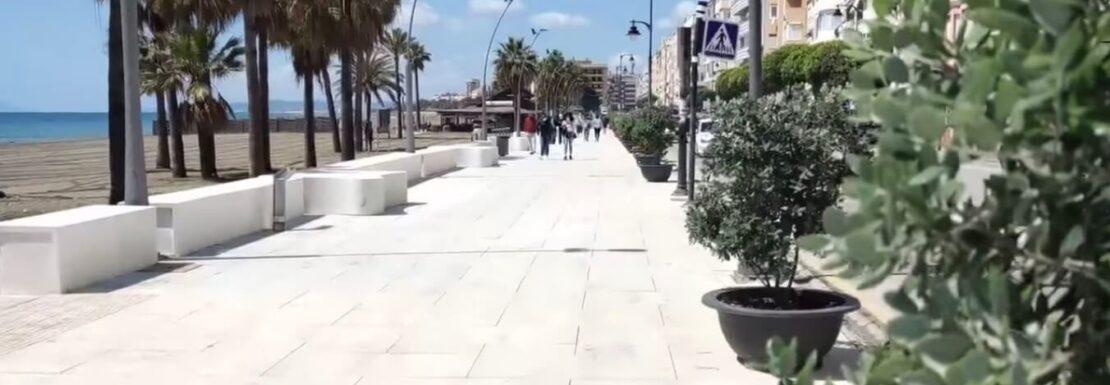 boulevard paseo maritimo estepona