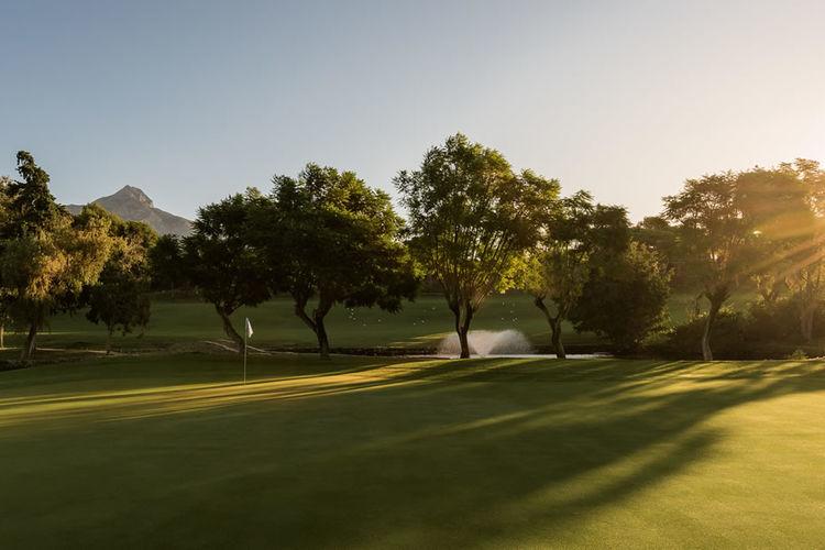 Aloho Golf Club Golftime Costa del Sol