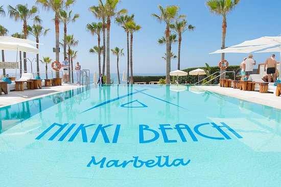 nikki beach marbella 2