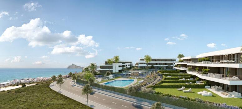 appartement kopen Costa del Sol met zeezicht